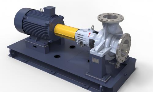 HZE石油化工流程泵(OH1、OH2)