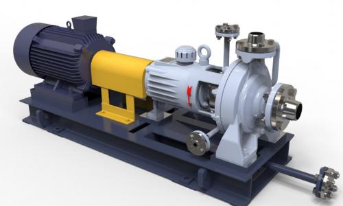 硼酸输送泵