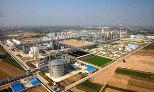 中石油庆阳石化分公司