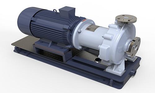 CQB/HMC磁力驱动泵