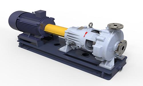 HCZ标准化工流程泵