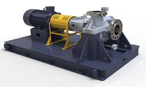 HOH中高压石化流程泵(OH2 )