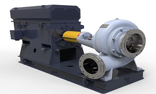 HSP化工混流泵